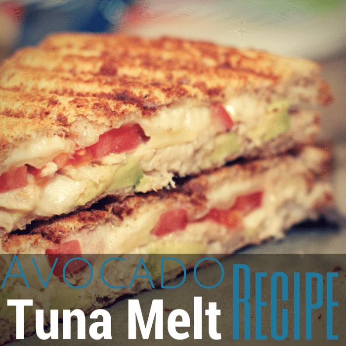 Bumble Bee® Avocado Tuna Melt Recipe