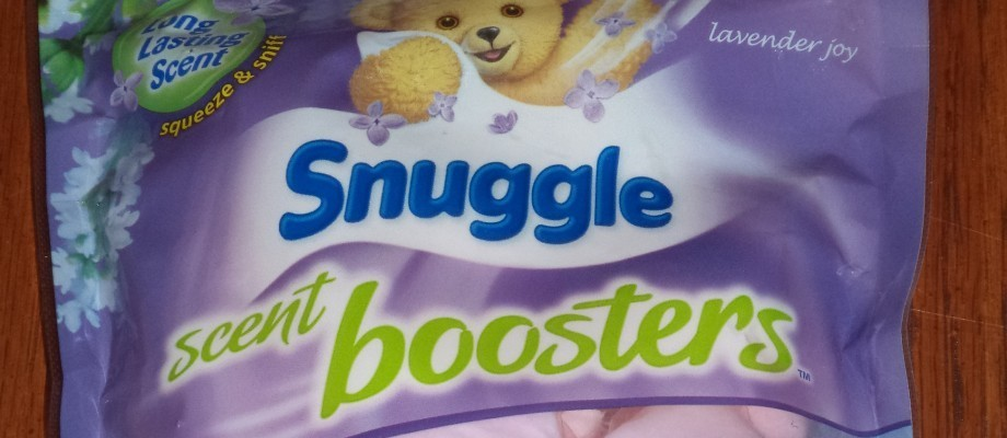 Snuggly Soft with Snuggle Fabric Softener