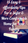 Easy Affordable Tips For a Safer More Comfortable Home for your family 100x150 Cuddledowns, Vibrant Bedspreads and Comforters   OH MY!