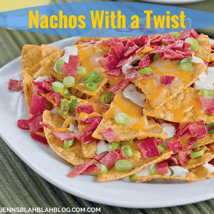 Nachos With a Twist