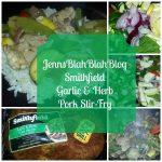 Smithfield Garlic and Herb Pork Stir-Fry Recipe