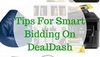 Save Money Tips For Smart Bidding On DealDash