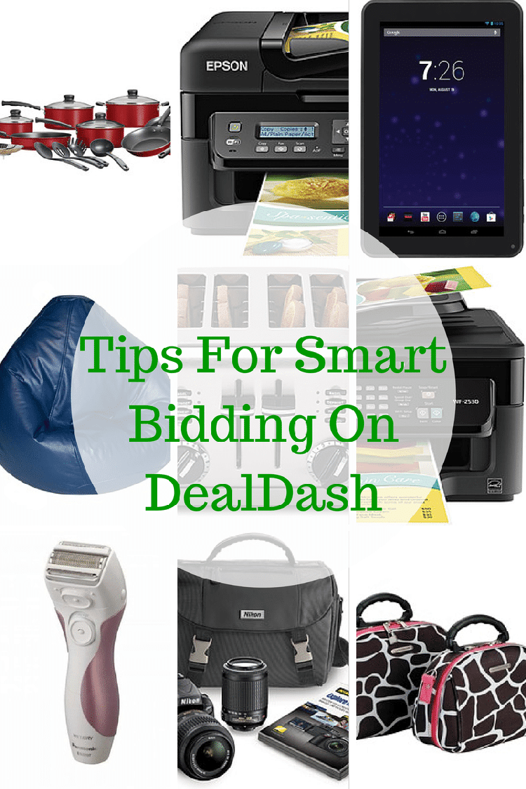 save money tips for smart bidding on dealdash jenns blah blah blog