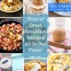Yummy Breakfast for Dinner Recipes!