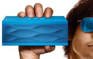 Enter to win the Jawbone speaker sweepstakes 2 winners