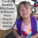 tips to keep kids happy & healthy