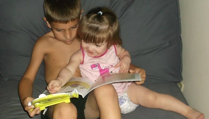 Teaching Children To Read At A Young Age Is So Beneficial.