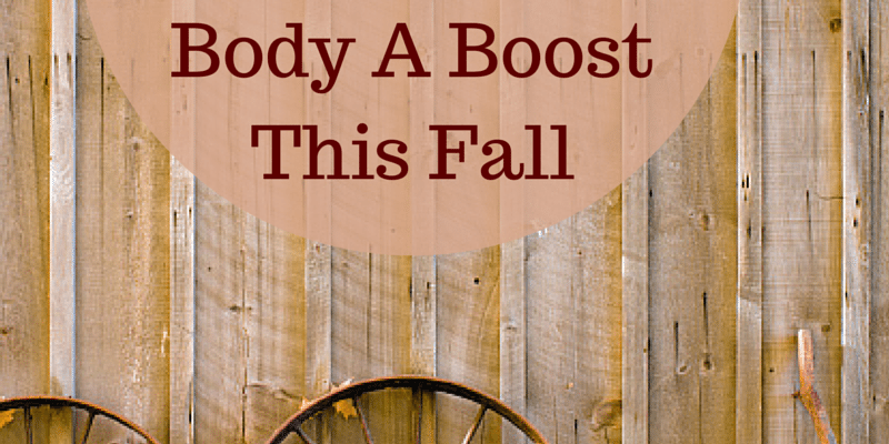 5 Vitamins To Arm Your Body For a Healthy Fall
