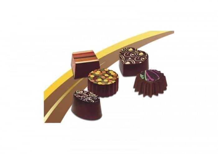 printable chocolate transfer sheets