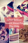 After School Snack Ideas For The Kids | Green Chili Gouda Cheese Quesadillas