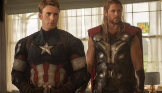 Speical Look at Avengers: Age of Ultron Official