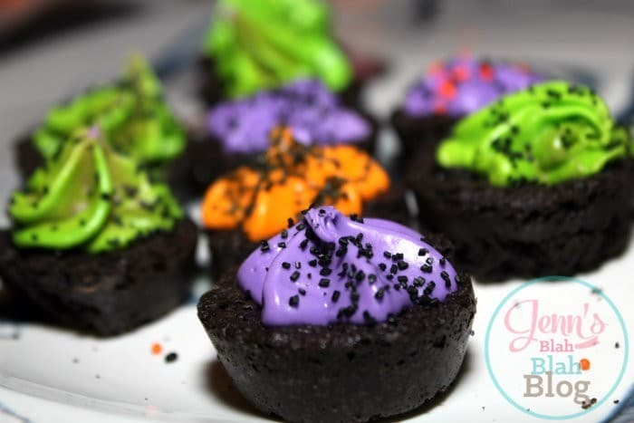 Brownies for Halloween