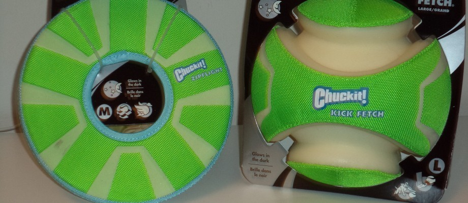 Light up your Dog's Life with Chuckit!®
