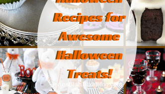 Halloween Recipes for Awesome Halloween Treats!