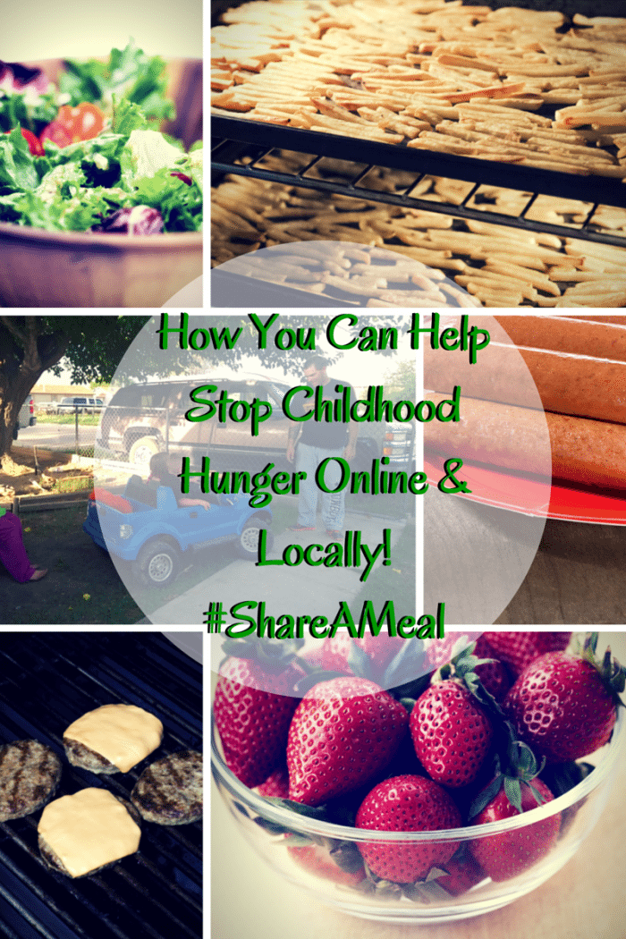 How You Can Help Stop Childhood Hunger Online and Locally