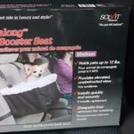 Tagalong Pet Booster Seat Giveaway