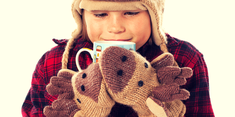Winter Skin Care | Tips For Kids Skin Care During The Winter