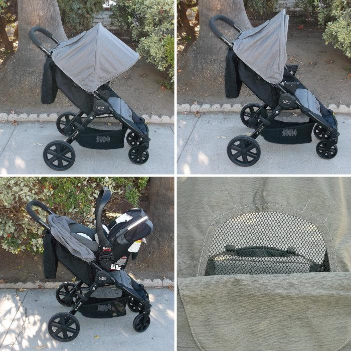 britax 15 & Stroller Safety Starts With Choosing The Right Stroller! | Jenns ...