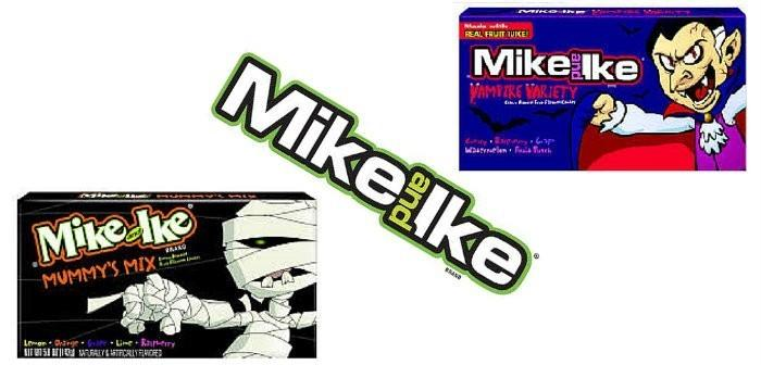 Pics For > Mike And Ike Logo