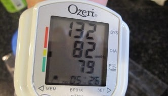 ozeri blood pressure