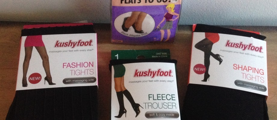 Keep Those Legs and Feet Warm this Winter with Kushyfoot®