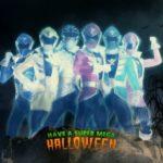 Power Rangers Super Megaforce Halloween Safety Tips!