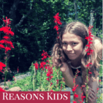11 Reasons Kids Should Play Outside