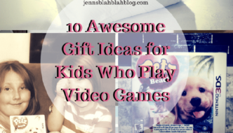 10 Awesome Gift Ideas for Kids Who Play Video Games