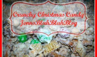 Crunchy Christmas Candy Recipe