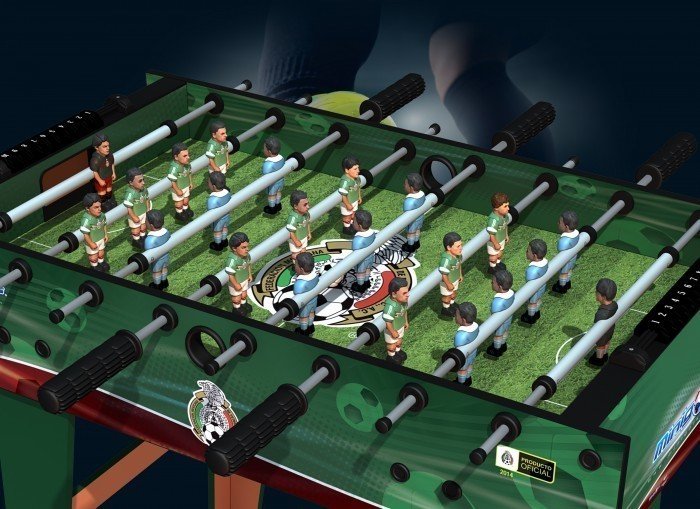 Gift Ideas: Minigolsus Foosball Table & Real Soccer Teams