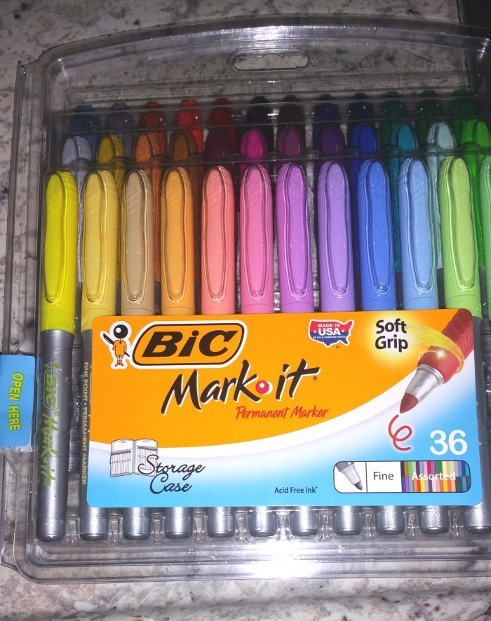 BIC Mark-It™ Permanent Marker
