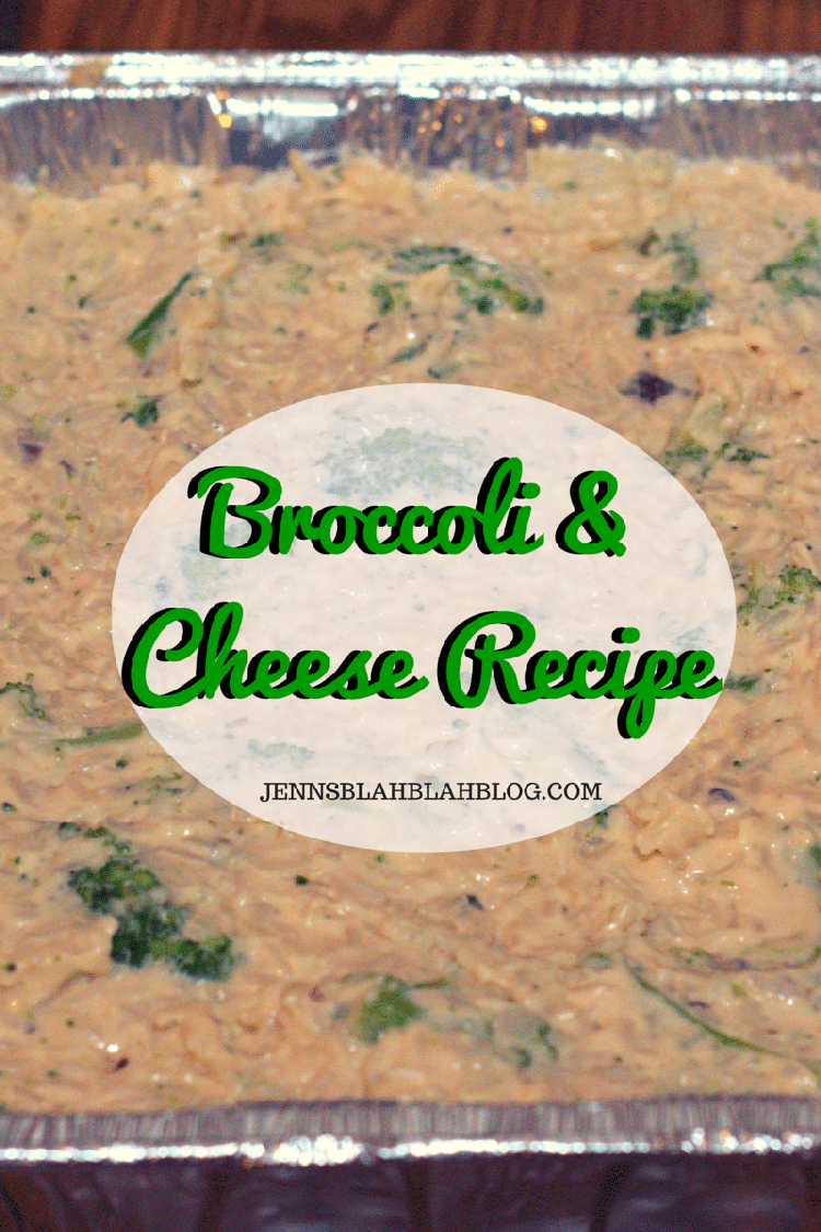 Broccoli & Cheese Recipe & Tips For Planning a Holiday Party