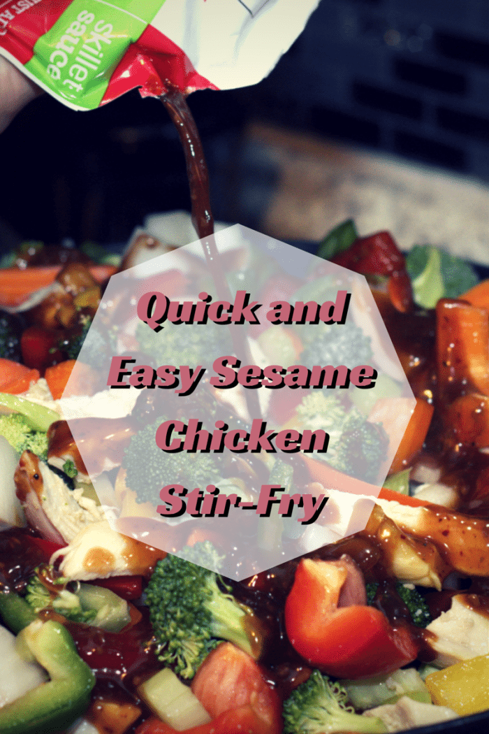 Dinner Ideas: Quick and Easy Sesame Chicken Stir-Fry Recipe 4