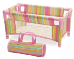 Enter to win a Baby Stella Take Along Travel Crib!
