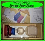 Enter to win a YouCopia StoraStack!