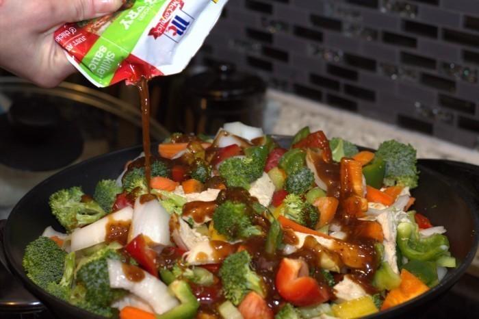 Dinner Ideas Quick and Easy Sesame(1)Dinner Ideas: Quick and Easy Sesame Chicken Stir-Fry Recipe