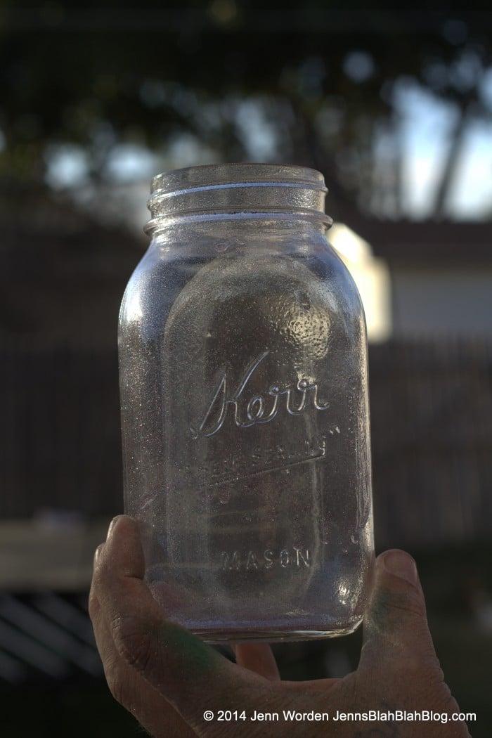 diy mason jar project