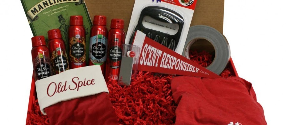 """Old Spice Debuts """"Dadsong"""" Holiday As Sequel to """"Momsong"""""""