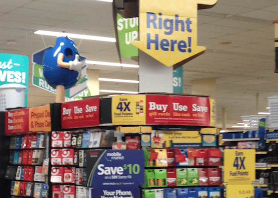 Buy Gift Cards at Kroger and Double Your Savings!