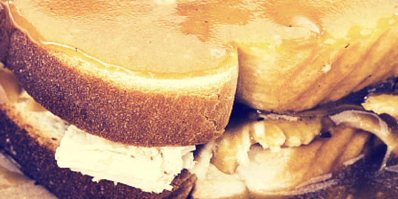 Turkey & Gravy Sandwich