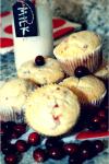 Cranberry Muffin Recipe