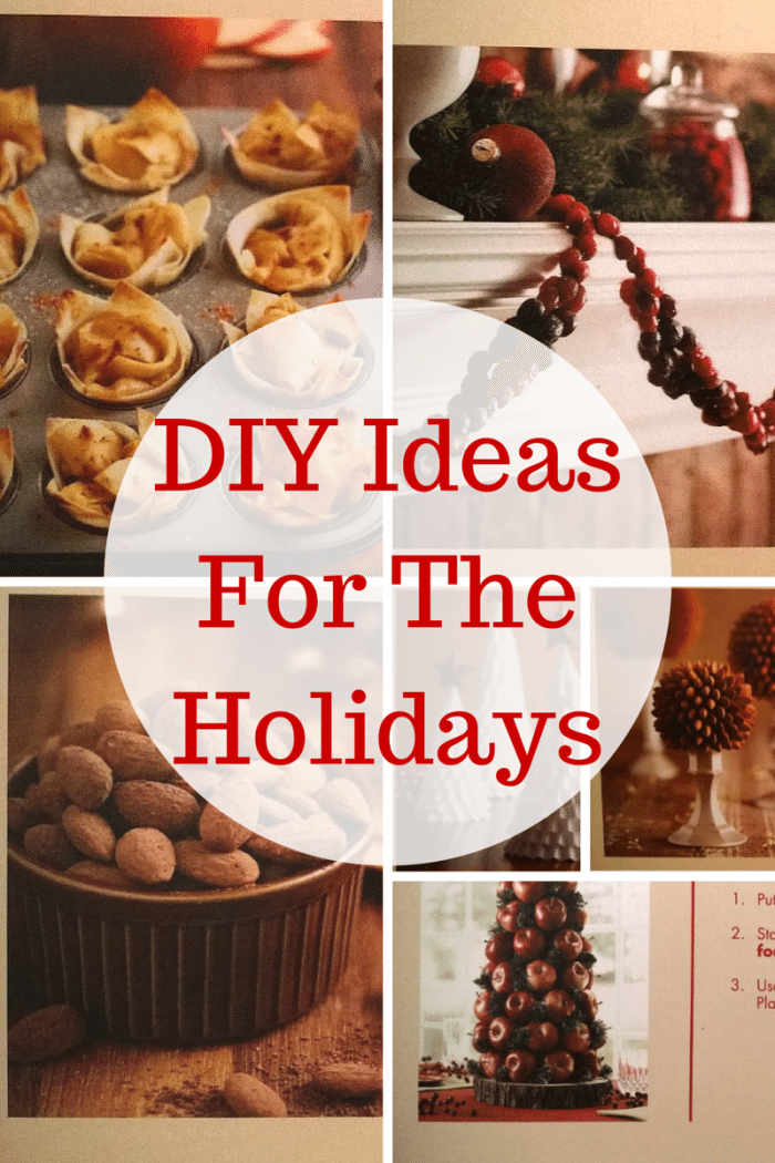 diy ideas for the holidays