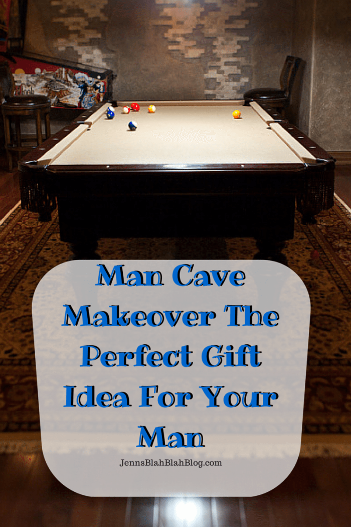 Man Cave Makeover The Perfect Gift Idea For Your Man