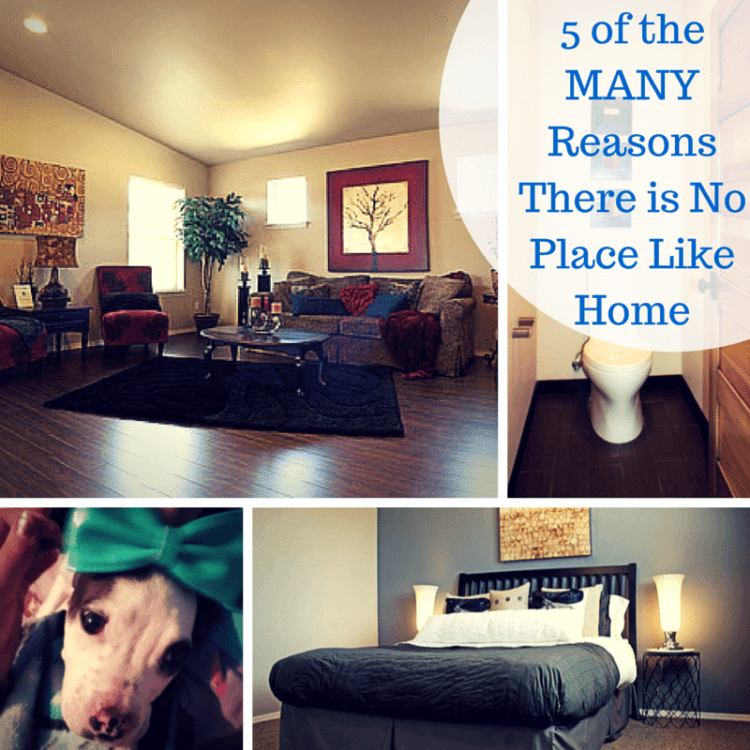 5 Reasons There is No Place Like Home