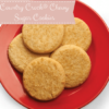 Country Crock® Chewy Sugar Cookies