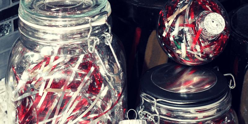 DIY Christmas Decoration & Centerpiece Craft