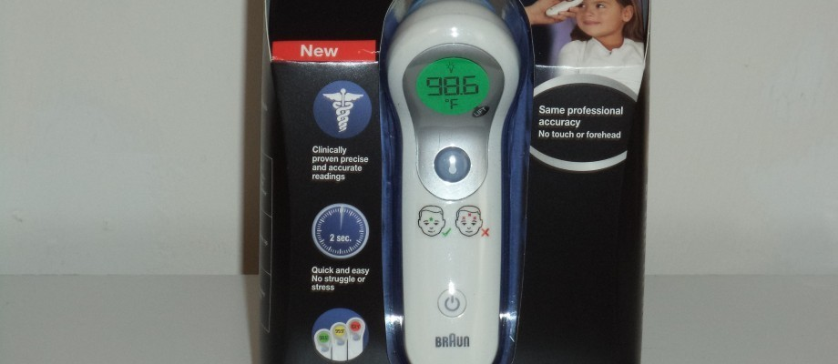 Are you Running a Fever?  Find out with Braun