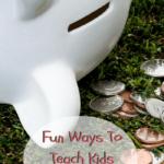 Fun Ways To Teach Kids Money Management Skills | CASHFLOW