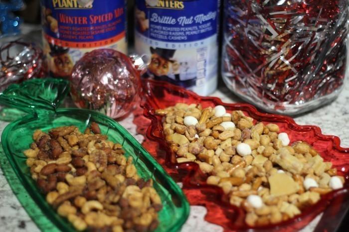 panters holiday nuts