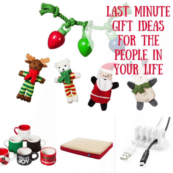 Last Minute Gift Ideas For The People In Your Life